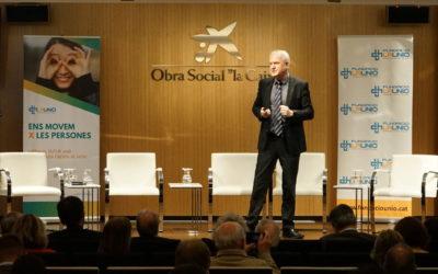 Transformació tecnològica i social del model d'atenció a les persones amb Josep Figueras