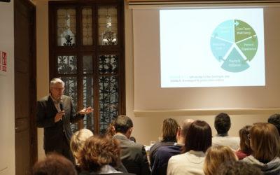 Professionals i organitzacions: compromís professional i reptes organitzatius en un context de transformació