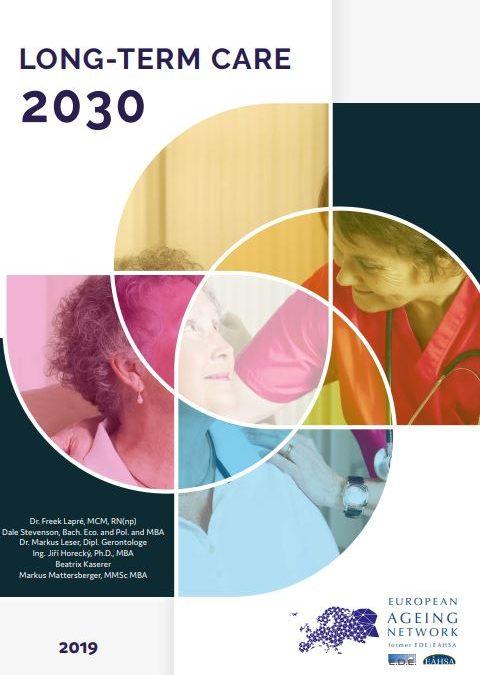 Long term care 2030, informe de la Xarxa Europea de l'Envelliment