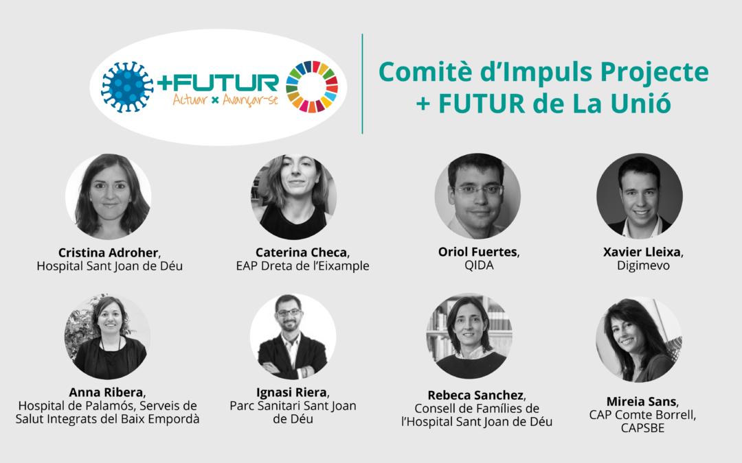 Impulsem el projecte +Futur en els nous escenaris i reptes