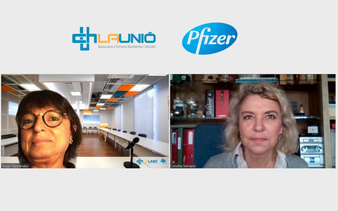 La Unió i Pfizer sumen per innovar i transformar