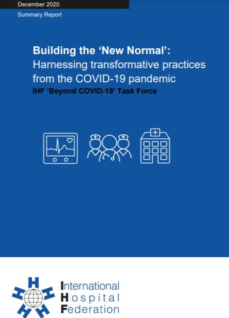 Building the 'New Normal': Harnessing transformative practices from the COVID-19 pandemic
