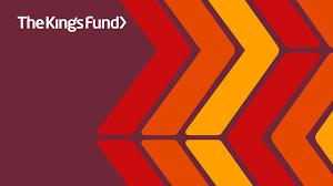 El camí cap a la renovació: cinc prioritats de l'atenció social i sanitària. The King's Fund 2021